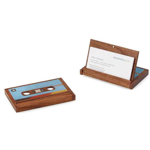 Cassette Business Card Case