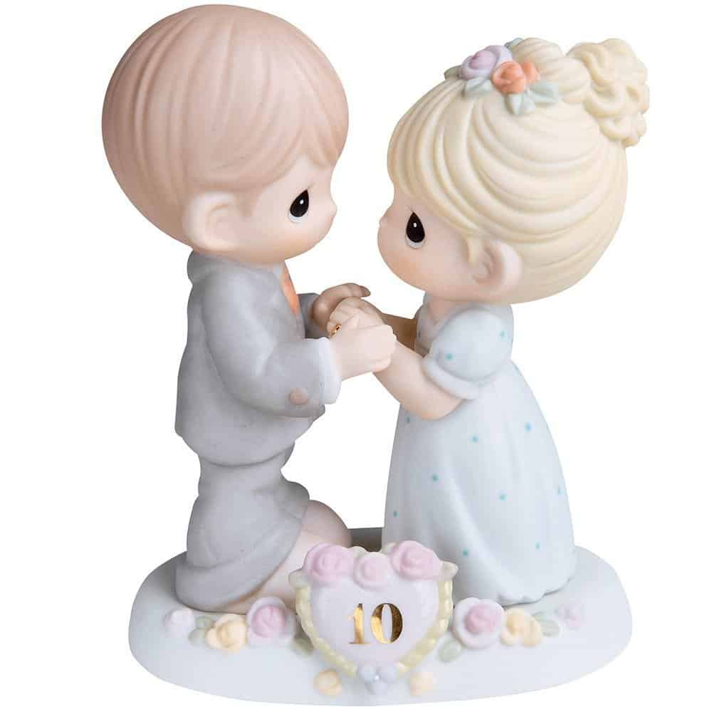 Bisque Porcelain Figurine a anniversary gifts for her ideas