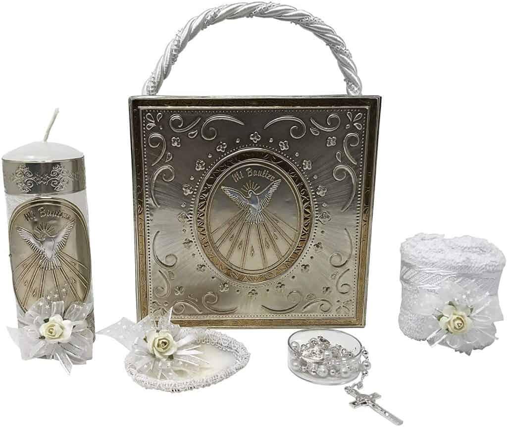 Premium Catholic Baptism Kit