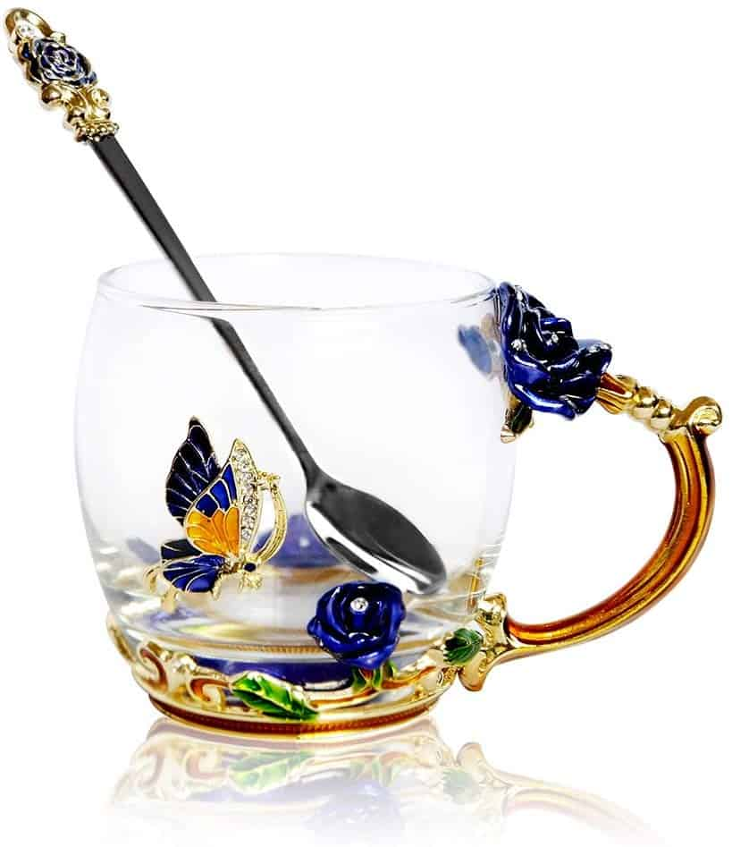Postwave Tea Cup