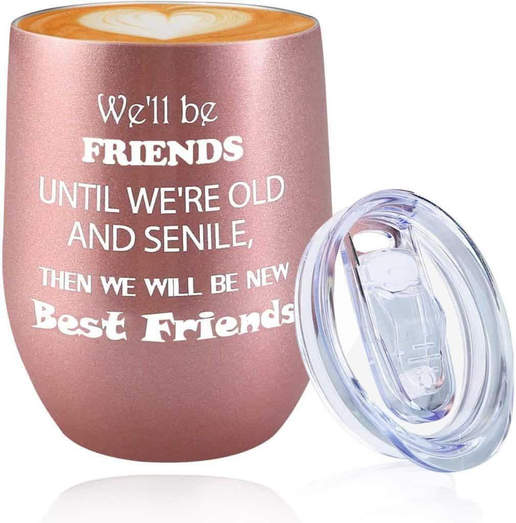 Oz Wine Tumbler Cup