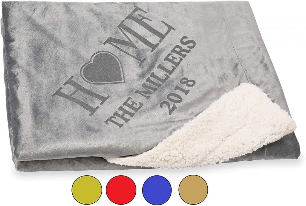 Personalized Custom Blanket