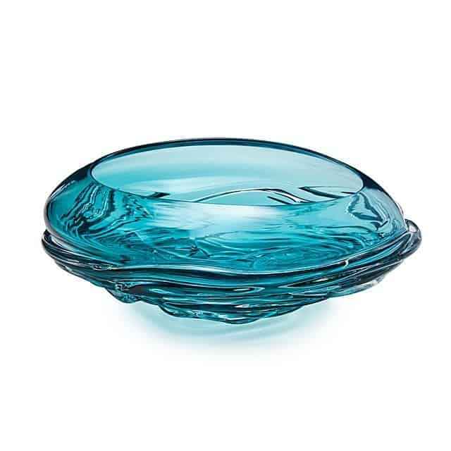 Ripple Wave Sculptural Bowl
