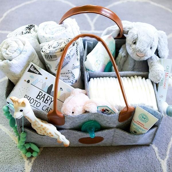 Creative Ways to Gift a Diaper Bag