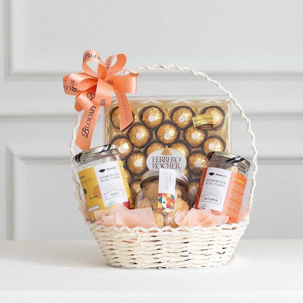 Hampers lockdown gift ideas