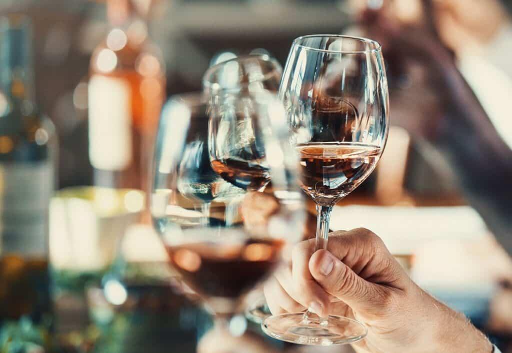 lockdown gift ideas wine tasting glass