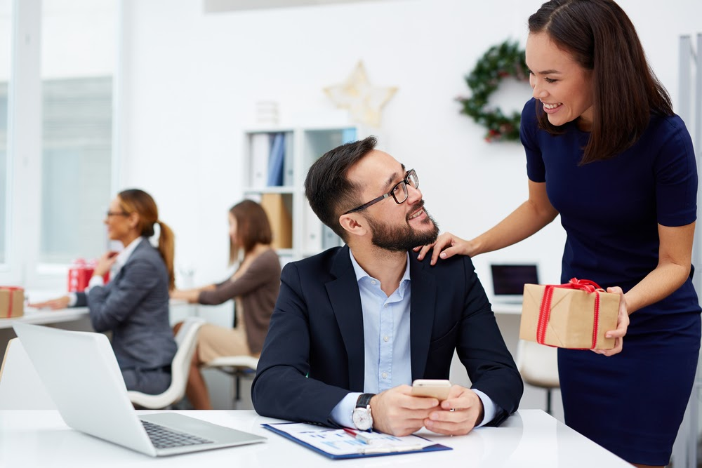 Corporate Gifting 101: Keep Your Company at the Top of Clients' Minds